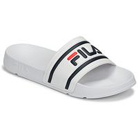 Topánky Muži športové šľapky Fila MORRO BAY SLIPPER 2.0 Biela