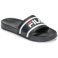 Topánky Muži športové šľapky Fila Morro Bay slipper 2.0 Čierna