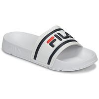Topánky Ženy športové šľapky Fila MORRO BAY SLIPPER 2.0 WMN Biela