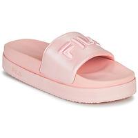 Topánky Ženy športové šľapky Fila MORRO BAY ZEPPA F WMN Ružová