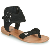 Topánky Ženy Sandále Les Petites Bombes VALENTINE Čierna