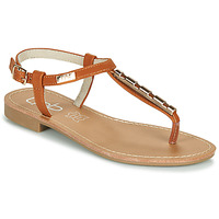 Topánky Ženy Sandále Les Petites Bombes MANEL Ťavia hnedá