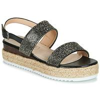 Topánky Ženy Sandále Les Petites Bombes CHLOE Čierna