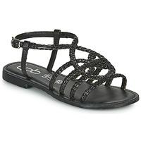 Topánky Ženy Sandále Les Petites Bombes ARIA Čierna