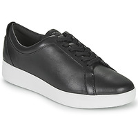Topánky Ženy Nízke tenisky FitFlop RALLY SNEAKERS Čierna