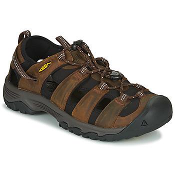 Topánky Muži Športové sandále Keen TARGHEE III SANDAL Hnedá
