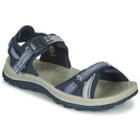 Topánky Ženy Turistická obuv Keen TERRADORA II OPEN TOE SANDAL Modrá
