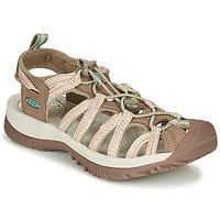 Topánky Ženy Športové sandále Keen WHISPER Béžová