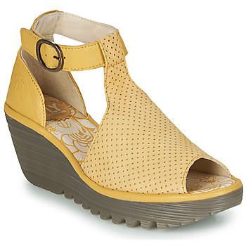 Topánky Ženy Sandále Fly London YALLS Žltá
