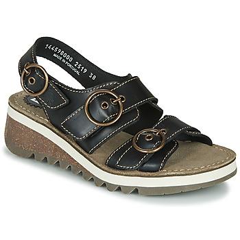 Topánky Ženy Sandále Fly London TEAR2 FLY Čierna