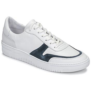 Topánky Muži Nízke tenisky Schmoove EVOC-SNEAKER Biela / Modrá
