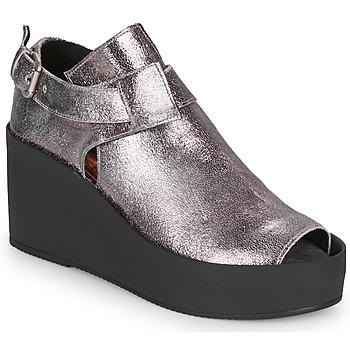 Topánky Ženy Sandále Papucei ANTONINA Strieborná