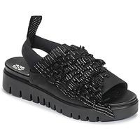 Topánky Ženy Sandále Papucei RAMINA Čierna