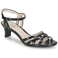 Topánky Ženy Sandále Esprit BIRKIN SANDAL Čierna