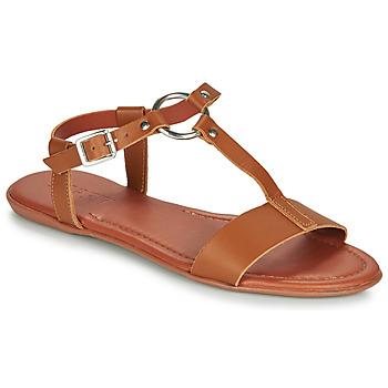 Topánky Ženy Sandále Esprit KONA T STRAP Koňaková