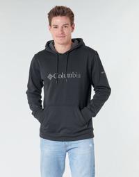 Oblečenie Muži Mikiny Columbia CSC BASIC LOGO HOODIE Čierna