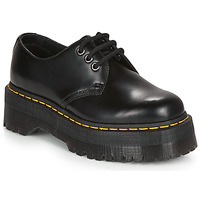 Topánky Polokozačky Dr Martens 1461 QUAD Čierna