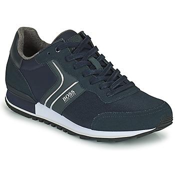 Topánky Muži Nízke tenisky BOSS PARKOUR RUNN NYMX2 Námornícka modrá