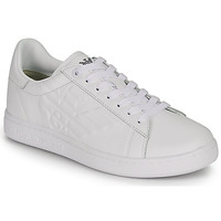Topánky Nízke tenisky Emporio Armani EA7 CLASSIC NEW CC Biela