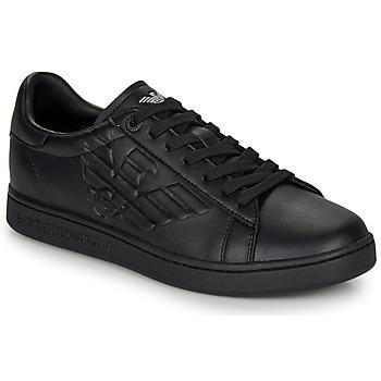 Topánky Nízke tenisky Emporio Armani EA7 CLASSIC NEW CC Čierna
