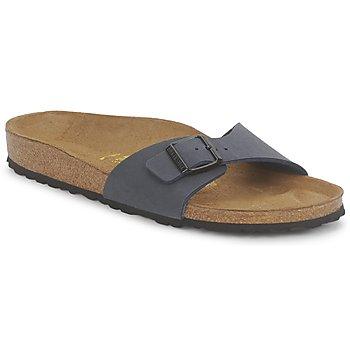 Topánky Ženy Šľapky Birkenstock MADRID Námornícka modrá