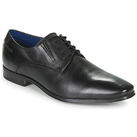 Topánky Muži Derbie Bugatti MORINO Čierna