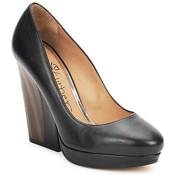 Topánky Ženy Lodičky Eva Turner CANIO čierna