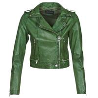 Oblečenie Ženy Kožené bundy a syntetické bundy Oakwood KYOTO Zelená