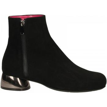 Topánky Ženy Nízke čižmy Le Babe CAMOSCIO nero