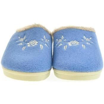 Topánky Ženy Papuče Mjartan Dámske papuče  ELISA svetlomodrá