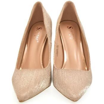 Topánky Ženy Lodičky Seastar Dámske zlato-ružové lodičky CHAMPYE zlatá
