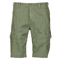 Oblečenie Muži Šortky a bermudy Superdry CORE CARGO SHORTS Zelená