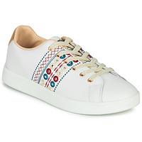 Topánky Ženy Nízke tenisky Desigual COSMIC NEW EXOTIC Biela