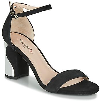 Topánky Ženy Sandále Metamorf'Ose GABELOU Čierna