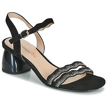 Topánky Ženy Sandále Metamorf'Ose GABERNIK Čierna