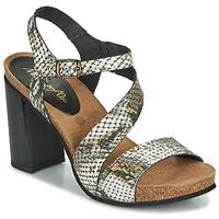 Topánky Ženy Sandále Metamorf'Ose GAFA Hadí vzor