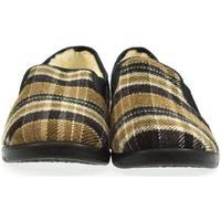 Topánky Muži Papuče Mjartan Pánske papuče  ALEXEJ 3 hnedá