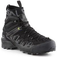Topánky Muži Turistická obuv Salewa MS Wildfire Edge Mid Gtx Čierna