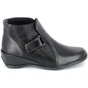 Topánky Ženy Polokozačky Boissy Boots Noir Čierna