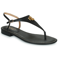 Topánky Ženy Sandále Lauren Ralph Lauren ELLINGTON SANDALS CASUAL Čierna
