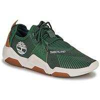 Topánky Muži Nízke tenisky Timberland Earth Rally Flexiknit Ox Zelená