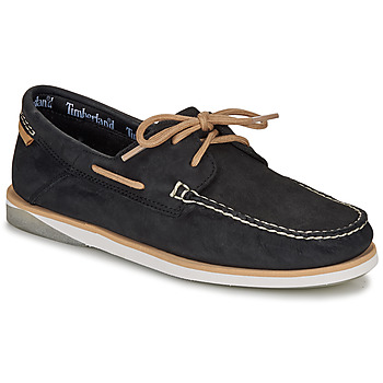 Topánky Muži Námornícke mokasíny Timberland ATLANTIS BREAK BOAT SHOE Čierna