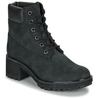 Topánky Ženy Čižmičky Timberland KINSLEY 6 IN WP BOOT Čierna