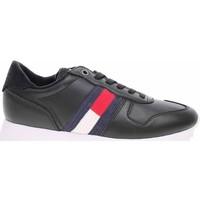 Topánky Ženy Derbie & Richelieu Tommy Hilfiger EN0EN00658 Čierna