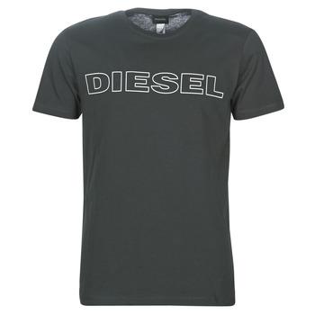 Oblečenie Muži Tričká s krátkym rukávom Diesel UMLT-JAKE Šedá