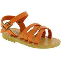 Topánky Dievčatá Sandále Attica Sandals HEBE CALF ORANGE arancio
