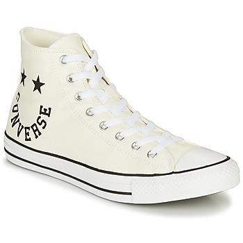 Topánky Členkové tenisky Converse Chuck Taylor All Star Chuck Taylor Cheerful Biela