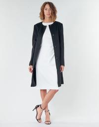 Oblečenie Ženy Kabáty Lauren Ralph Lauren Albert Čierna