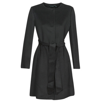 Oblečenie Ženy Kabáty Lauren Ralph Lauren  Čierna