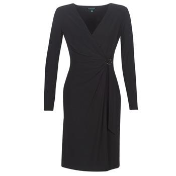 Oblečenie Ženy Dlhé šaty Lauren Ralph Lauren Andy Čierna